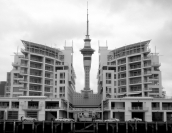 Coralie May Skytower Auckland